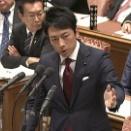 小泉元首相、進次郎氏に期待「原発をなくして自然エネルギーで発展できる国にしてほしいなと思う」
