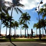 『ハワイど定番の旅 1日目』の画像