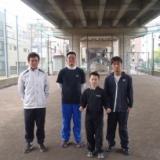 2014. 04.20(日)の高架下「ガード固めてジャブ2発」のサムネイル