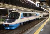 『2020/10/25運転 小田急電鉄20000形RSE電車海老名輸送』の画像
