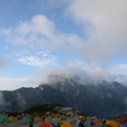 『いざ劔岳へ☆劔沢の優雅なひととき』の画像
