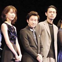 """戸田恵梨香と成田凌 交際発覚後 初の""""2ショット""""披露"""