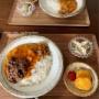 【レシピ】栄養満点ごはん♪こまつなと納豆のチャーハン♡ と お昼ご飯。と 出先でも。