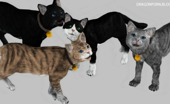ヒッサーさんの猫データMOD