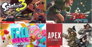 『Nintendo Direct』が公開!『スプラトゥーン3』、『ゼルダの伝説 スカイウォードソードHD』など新作が続々発表!