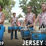 『【DCI】ドラム必見! 2019年ジャージー・サーフ『インディアナ州インディアナポリス』本番前動画です!』の画像