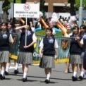2013年横浜開港記念みなと祭国際仮装行列第61回ザよこはまパレード その25(横浜創英中学・高等学校マーチングバンド)