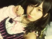 AKB48高橋朱里「心の点滴になるの。まゆさんの☺️」