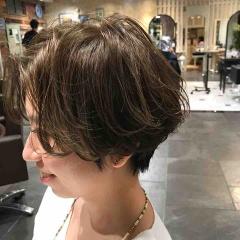 髪切りました〜✂︎ショートボブ!
