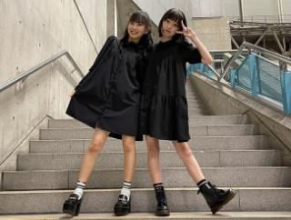【AKB48】チーム8の徳川がメッチャ可愛い【徳永羚海・坂川陽香】