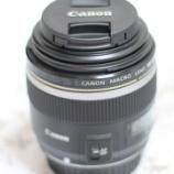 『Canon EF-S 60mm F2.8 マクロ USMにHAKUBAのレンズガードをつけてみた』の画像