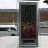 『『令和2年4月9日~エアコン1台で家中均一な温度で快適に暮らす~3週間後の無暖房住宅』』の画像