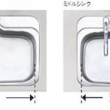 『キッチンのシンク』の画像