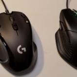 『有線マウスはゲーミングマウスに』の画像