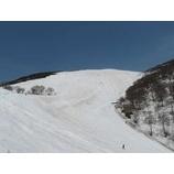 『月山コブ入門2期。天気も良くばっちりコブ練習できました。』の画像