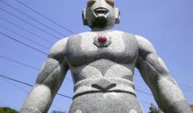 【彫像】   これが全部 石の彫刻だって!? キティ ドラえもん ピカチュウ  ウルトラマン ゴジラ 日本の石材店による いろんな石像の作品一覧。  海外の反応
