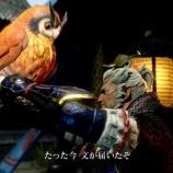 『【MHRise】オンラインの仕様、フクロウ型生物の名前判明!インタビューからわかった色々なこと』の画像