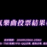 『【乃木坂46】全19曲!香港ライブ内で発表しきれなかった『中国楽曲人気ランキング』投票結果がこちら!!!』の画像