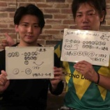 『NHKマイル予想と結果』の画像