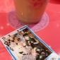 #PINKKAWAII 今日からのカフェプリですって!!! ...