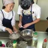 『【福岡】9月の調理実習』の画像
