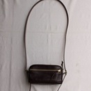 Rainbow Country / Leather Shoulder Pouch (SEAL BROWN)