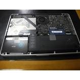 『MacBookPro SSD換装作業』の画像