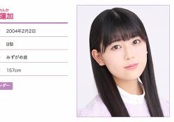 【速報】岩本蓮加(14)、7/30発売『ビッグコミックスピリッツ』で初表紙デビュー!!!