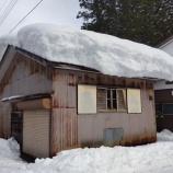 『屋根の雪下ろしと柏崎』の画像