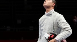 【東京五輪】韓国「フェンシング、1点を盗まれた」