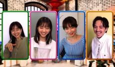 テレビで西野七瀬が伊藤万理華のグッズを着て収録に参加!