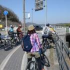 『しだれ梅サイクリング☆』の画像