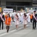 2011湘南江の島海の女王・海の王子in第38回藤沢市民まつり その1