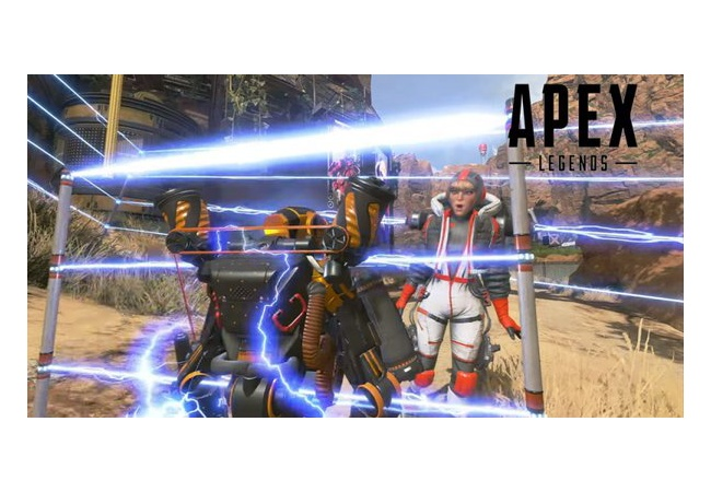 【APEX LEGENDS】ワトソン弱い・・・