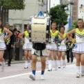 2015年 第42回藤沢市民まつり その138(北口大パレード/鎌倉女子大学中・高等部マーチングバンド部)
