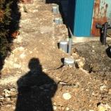 『合併浄化槽の設置』の画像