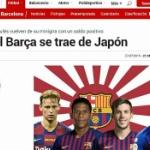 【韓国】またあの教授が抗議!スペインのメディアが日本との親善試合に旭日旗を使用 [海外]