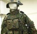"""パワードスーツを着た兵士…自衛隊が目指す""""死なない戦争""""最前線(画像あり)"""