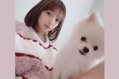 【悲報】与田祐希、ひとり暮らしなのに犬を飼う
