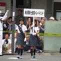 2015年 第42回藤沢市民まつり その85(南口大パレード/米海軍第七艦隊パレードバンド)