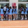 2014年 第11回大船まつり その44(イトーヨーカドー前/鎌倉女子大学チアリーダー部LOVERS)の1