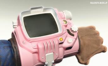 Retro Pip-Boy Paint Job Pack