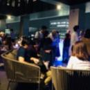 8月9日(金)田町 4つ星ホテルのルーフトップバーでGaitomo国際交流パーティー