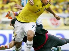 【 リオ五輪 】ハメス、バッカ、ファルカオ・・・日本のB組ライバルのコロンビアは最強布陣!?