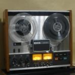 オープンリールテープデッキの修理と販売