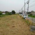 草刈り400坪は手強い