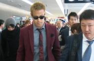 サッカー日本代表 内田の帰国姿ワロタwwwwwww