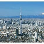 東京圏への人口集中続く 11万9357人の転入超過