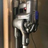 『ダイソン掃除機、途中で止まるならバッテリー交換で直るかも』の画像