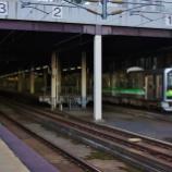 『H100形の札幌発運用』の画像